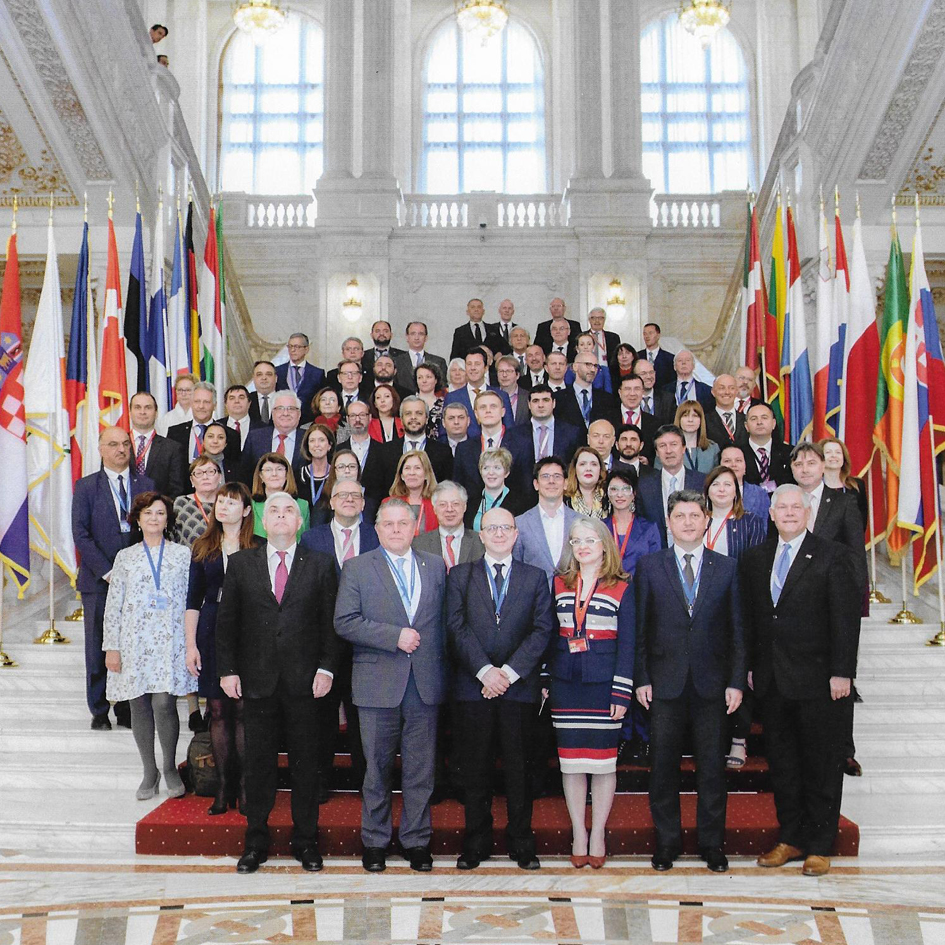 Participation of parliamentary delegation to the Inter-Parliamentary Conference on the Future of Europe in the context of the Romanian Presidency of the Council of the EU