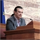 Mr. Anastasios Kourakis, 1st Vice President of the Hellenic Parliament at the EU Speakers Conference.